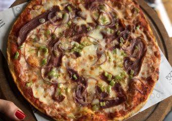 Pizza Grande Füme Kaburgalı Pizza